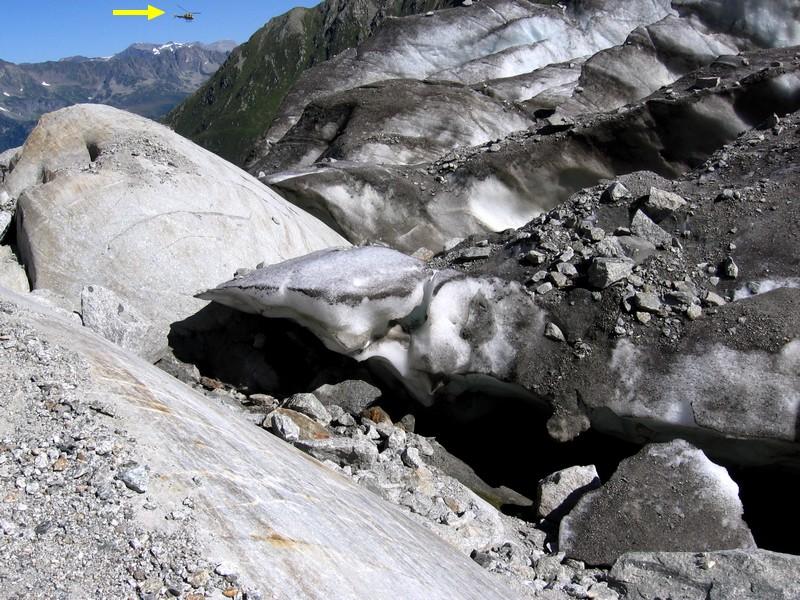 Point de vue du glacier d'Argentière 37