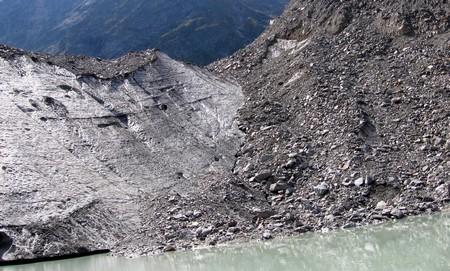 Le glacier de Bionnassay 10