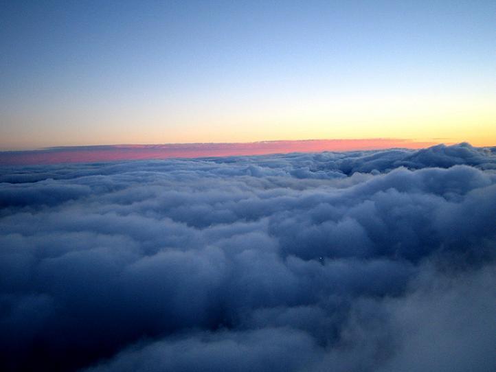 Mont blanc les vents alpins explication du f hn les nuages - Nuage et vent ...