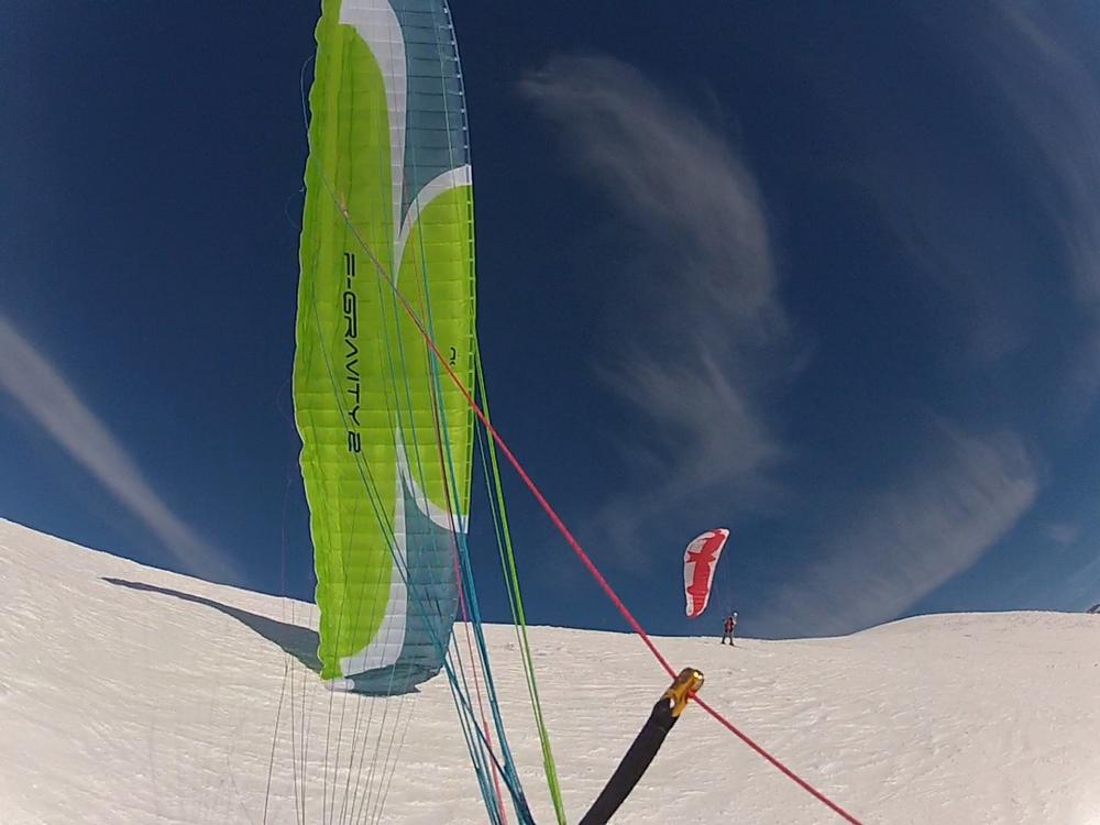 Speed-Kiting et Soaring à Chamonix KImage11